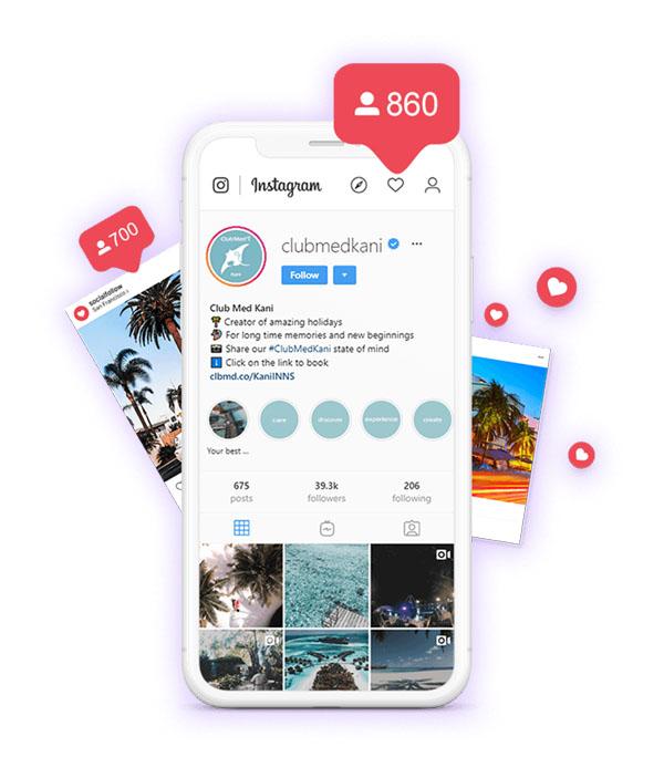 Instagram Accounts Showcase - 1